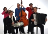 Klezmer ensemble Shtetl Band Amsterdam